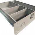 New design of Custom galvanized heavy duty ute storage drawer tool box