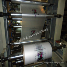 Two-Colour Flexographic Printing Machine 21000