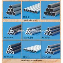 ST37-2 Structure Tubes en acier sans soudure DIN / BS