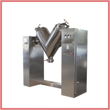 V Máquina mezcladora tipo cuatro y alimenticia