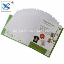Atacado A4 Rolls Sublimation Transfer Paper For Cloth