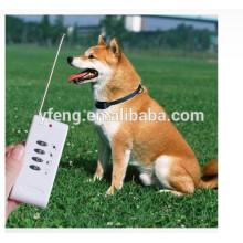 Collares de entrenamiento de vibración de perro eléctrico de alta calidad del precio de fábrica