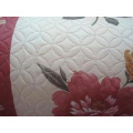 Ultrasonic quilting Polyester Microfibre bedspreads