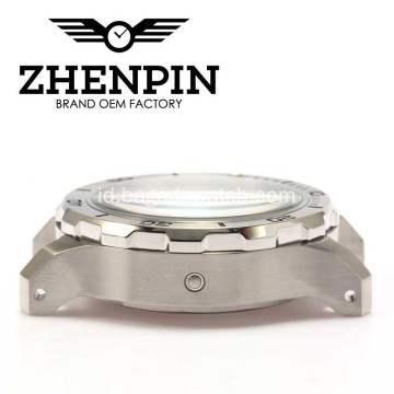 316L stainless steel diving watch case