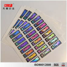 Security Custom Self adhesive Hologram Labels