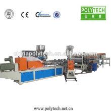 2015 máquina del azulejo del PVC + PMMA/ASA, plástico de la máquina para hacer PVC vidriada