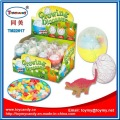 Surprise Egg Growing Dinosaur Toy Candy