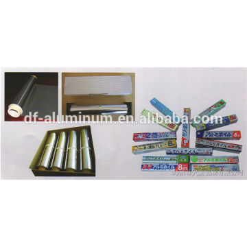China Factory made Food Grade Aluminum Foil for packaging