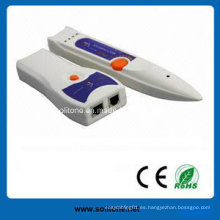 Rastreador de cable multifunción para Rj11 / RJ45 / BNC Comprobación de prueba