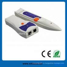 Многофункциональный кабельный трекер для проверки Rj11 / RJ45 / BNC