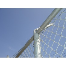 Temporary Construction Galvanized Chain Link Fence for Sale