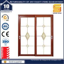 European Style Aluminium Schiebetür Patio Türen