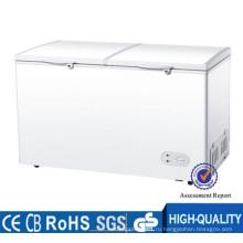 Морозильник с мороженым 546L большой емкости
