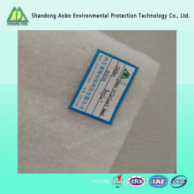For clothes with certification Flame retardant 100% polyester batting