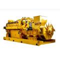500-1000kw Alto rendimiento Mtu generador de gas