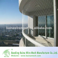 stainless steel window rope mesh fence
