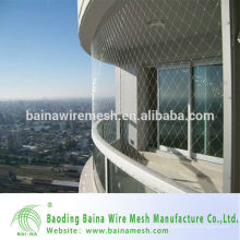 Fechadura de malha de corda de janela de aço inoxidável