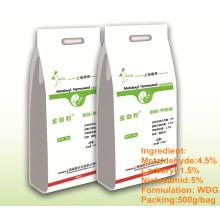 Neue Insektizidformulierung Wdg Metaldehyd & Carbaryl