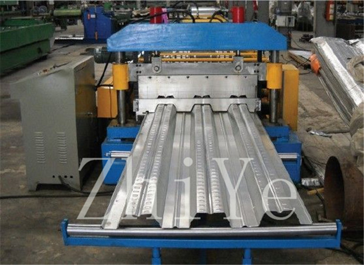 Building Material Metal Deck Roll Forming Machine
