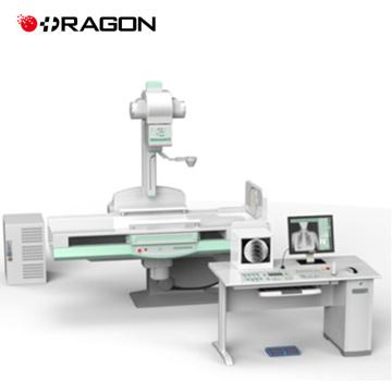 Digital-Röntgenstrahlinspektionsmaschine der Radiographie der Hochfrequenz 50kw