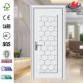 JHK-001 PVC Plastic Material Toilet Interior Door