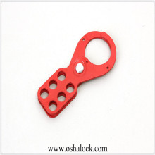 Safety Padlock Hasp Hooks Lockout