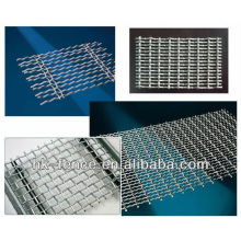 2013 nouveau produit Treillis métallique serti Filet métallique en tissu