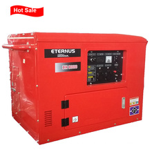 Easy Move Pertrol Generator (BH8000)