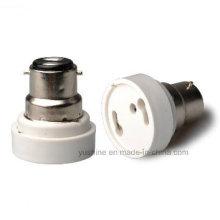 Adaptador de lámpara B22 a Gu24