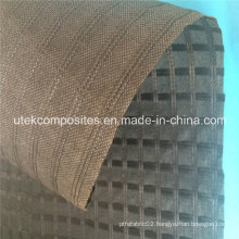 Nonwoven Geotextile Backed Polyester Geogrid for Reinforcing Pavement
