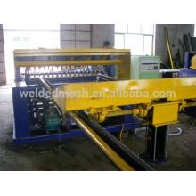 Máquina de malla de alambre soldada automática Anping City con certificado ISO 9001