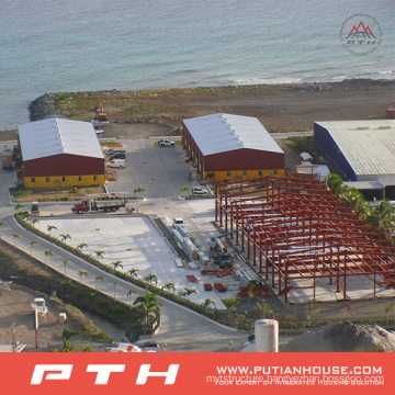 2015 Putian Good Quality Prefab Low Cost Steel Structure Warehouse