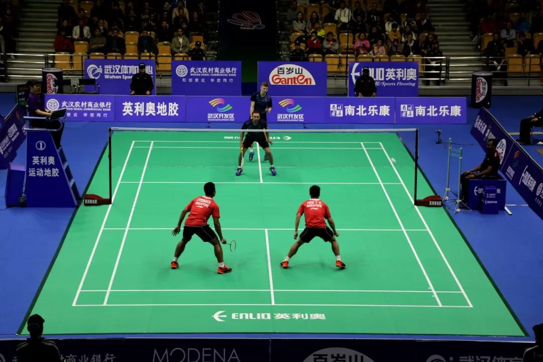 Badminton Sports Floor