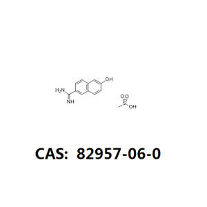 Factory supplied for Olopatadine Hydrochloride Impurity 99% Nafamostat mesylate cas 82957-06-0 supply to Seychelles Suppliers