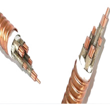 High Efficiency Factory for Metallic Sheathed Power Cables Metallic Sheathed Fireproof Mica Insulated Power Cables supply to South Korea Exporter