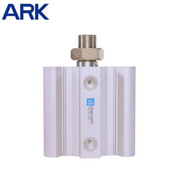 Cylindre compact de la série Cq2b de haute qualité