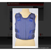 NIJ niveau Iiia UHMWPE femelle Bullet Proof Vest