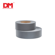 ISO15797 industrial washing Silver reflective fabric tape