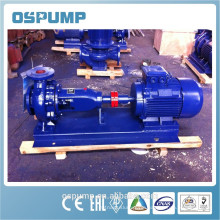 standard high flow irrigation end suction centrifugal pump