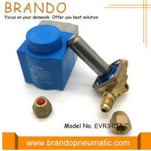 220 / 230v AC Valvola elettromagnetica di refrigerazione EVR3