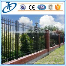 Hochwertige galvanisierte Garnison Zaun professionelle Hersteller