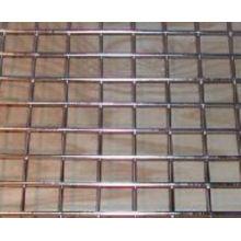 Panel de tela de alambre soldado con autógena del acero inoxidable