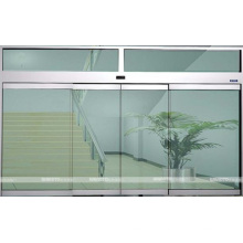 36 Months Warranty Automatic Glass Sliding Door