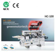 hohe Qualität und hohe Leistung portable kantenanleimmaschine mit polieren kratzen heißer verkauf