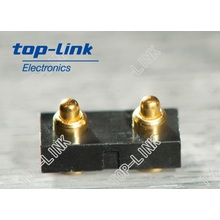 2pin Flachtyp Pogo Pin Stecker