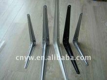 furniture paint metal coner shelf bracket shelf support wall bracket