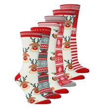 Wholesale Custom Logo High Quality Colorful Cotton Women Socks
