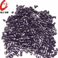 Free Spraying Purple Masterbatch Granule