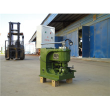 Woodworking sawmill automatic tensioning machine