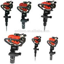 32.7cc 25-45J 900w dupla função handheld Gasolina Jack Hammer / pilha Driver